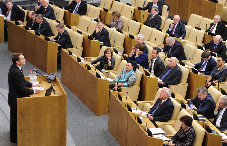 Депутатам запретят участвовать в иностранных трастах