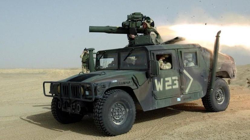 МИД РФ: Сирийские боевики не могли получить противотанковые комплексы без согласия США