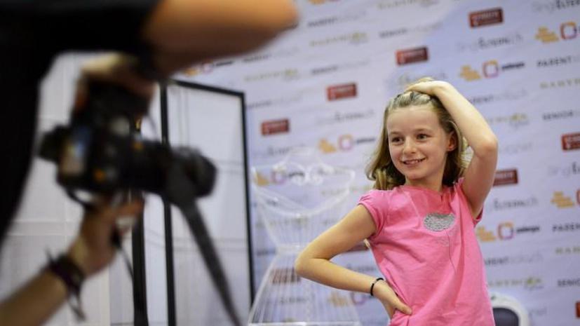 Французским детям запретят участвовать в конкурсах красоты