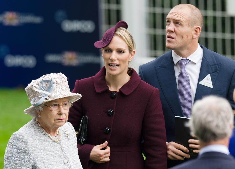 Внучку английской королевы не узнал охранник