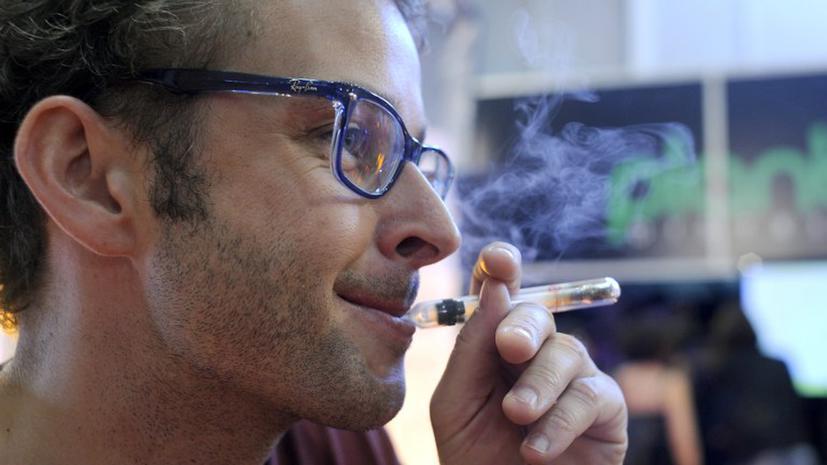 В Британии появятся магазины по продаже марихуаны