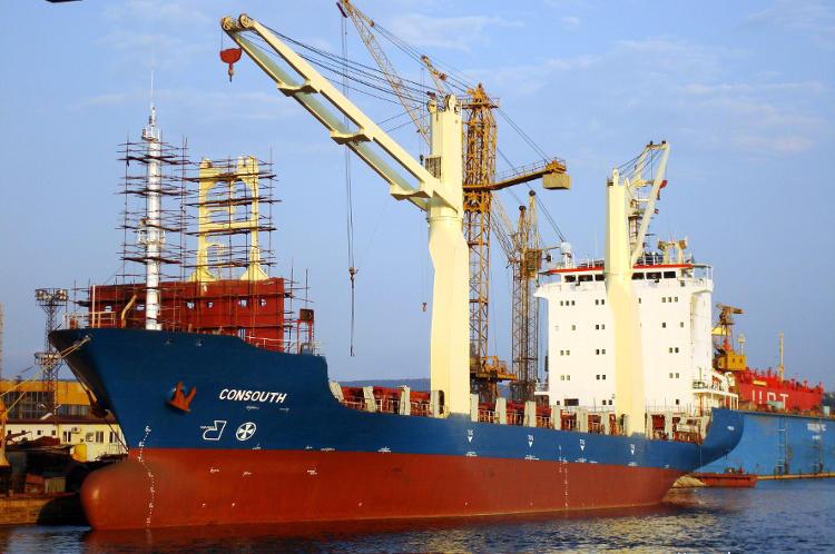 Кораблекрушение в Греции: сухогруз с удобрениями затонул за несколько минут