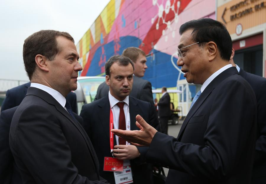 СМИ: Экономическое партнёрство России и Китая пугает американцев
