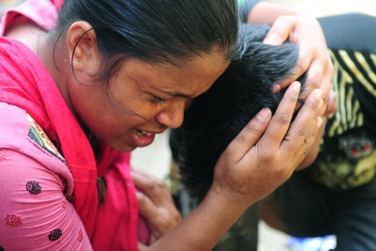 Число жертв обрушения здания в Бангладеш превысило 500 человек