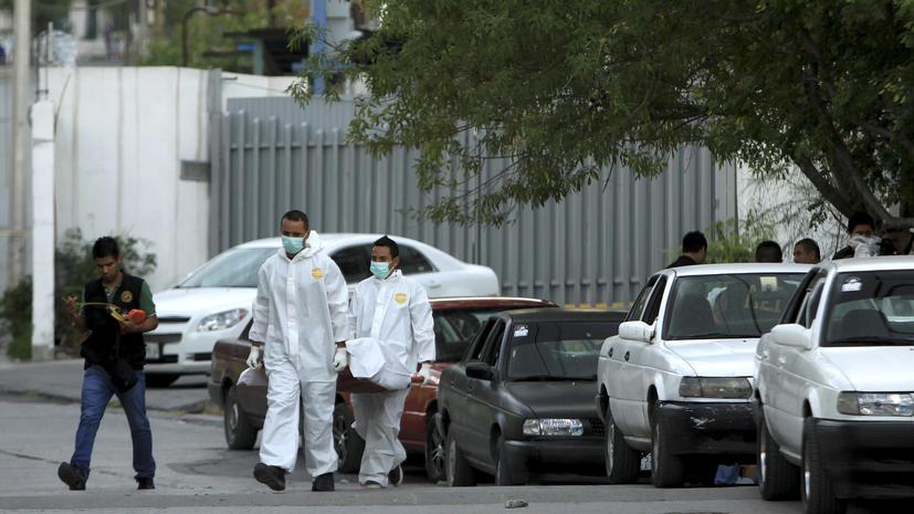 В Мексике ежегодно пропадают тысячи людей