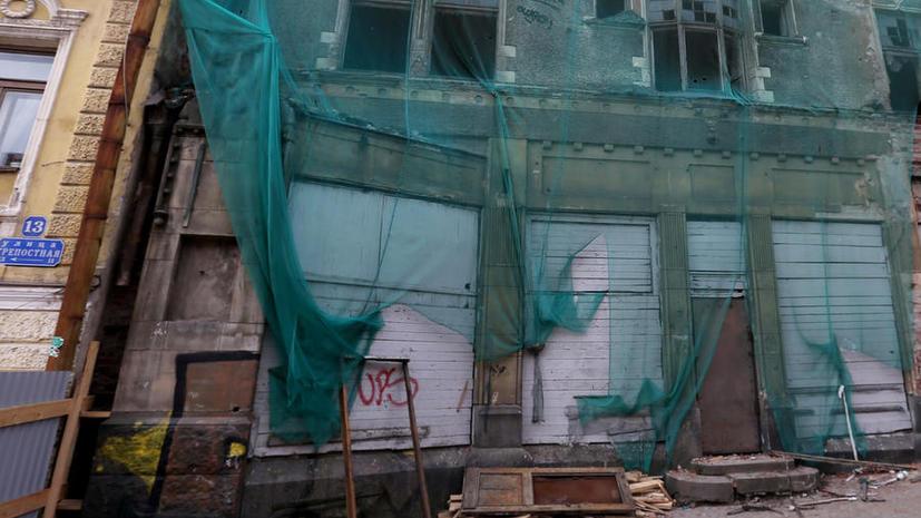 Исторические здания Москвы и Петербурга защитят от сноса