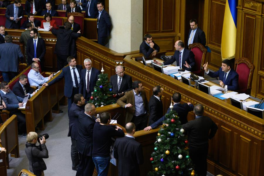 Бюджет по требованию: Украина приняла госбюджет на 2016 год с учётом требований МВФ