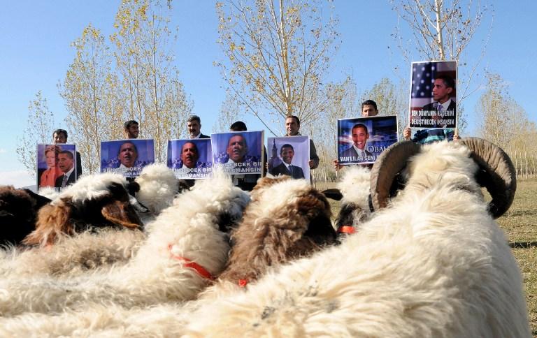 Ассанж: Барак Обама – это волк в овечьей шкуре