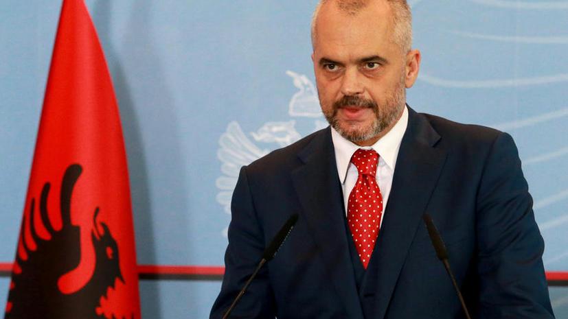 Албания отказалась уничтожать сирийское химоружие на своей территории