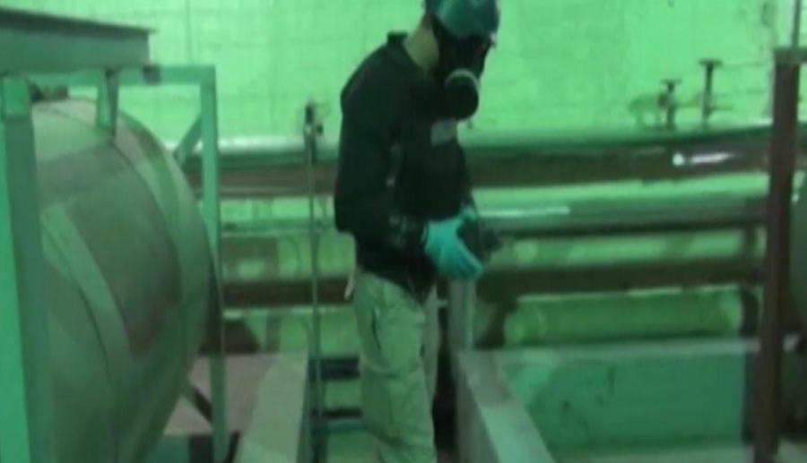 СМИ: Вывезти из Сирии удалось пока 11% химического оружия