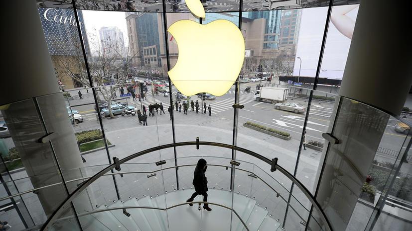Apple подешевела за день почти на $35 млрд