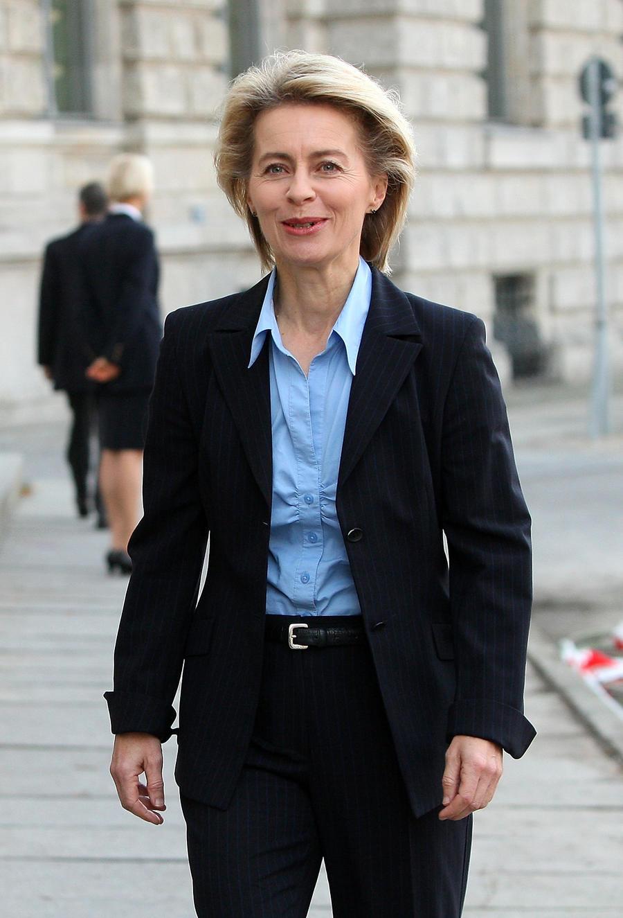 Министром обороны Германии станет женщина-врач