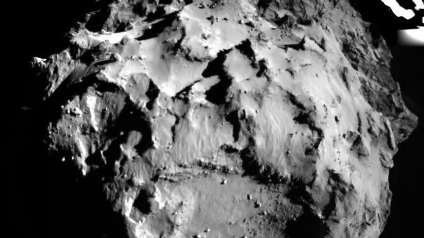 Модуль Philae выполнил задачи и впал в режим сна