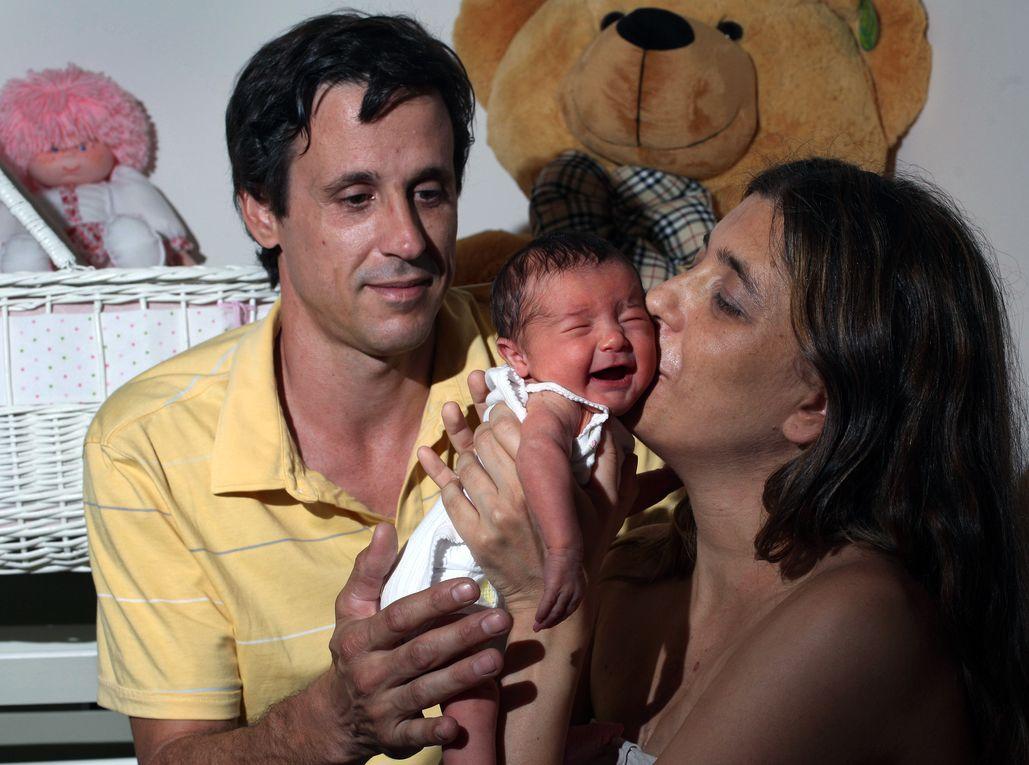Аргентинка успешно родила после пересадки сердца