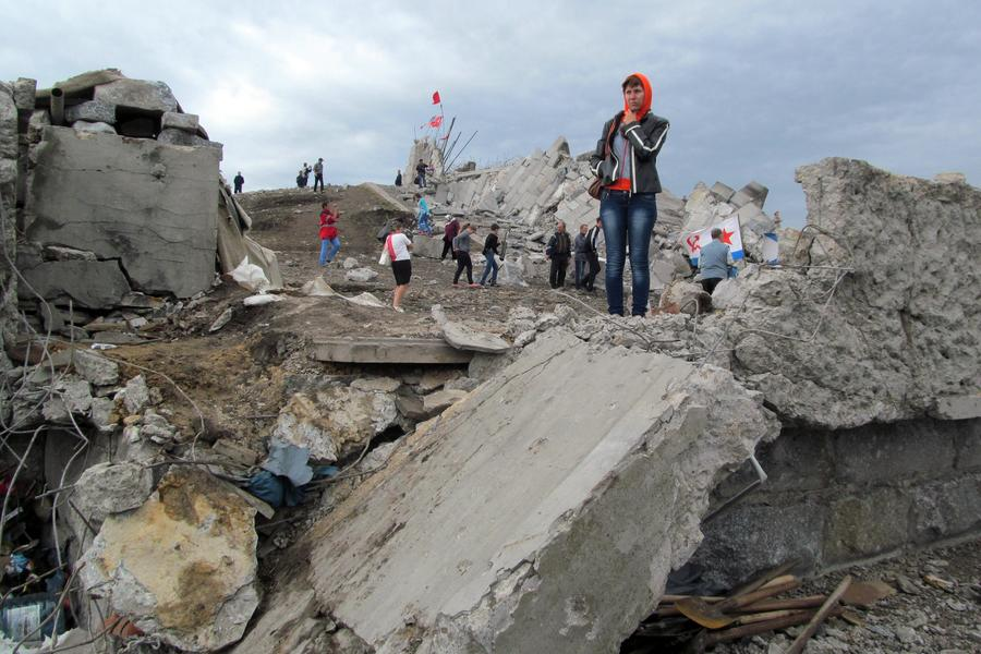 Общественные организации Донбасса: Киев повинен в гуманитарной катастрофе в регионе