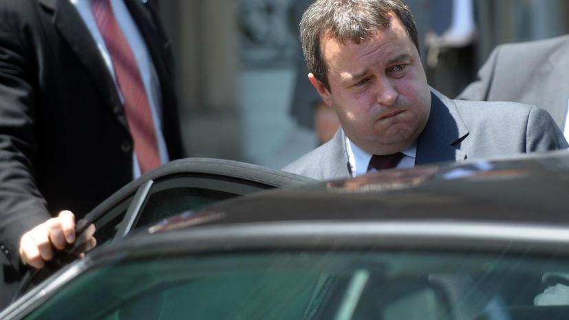 Премьер-министр Сербии стал жертвой эротической провокации