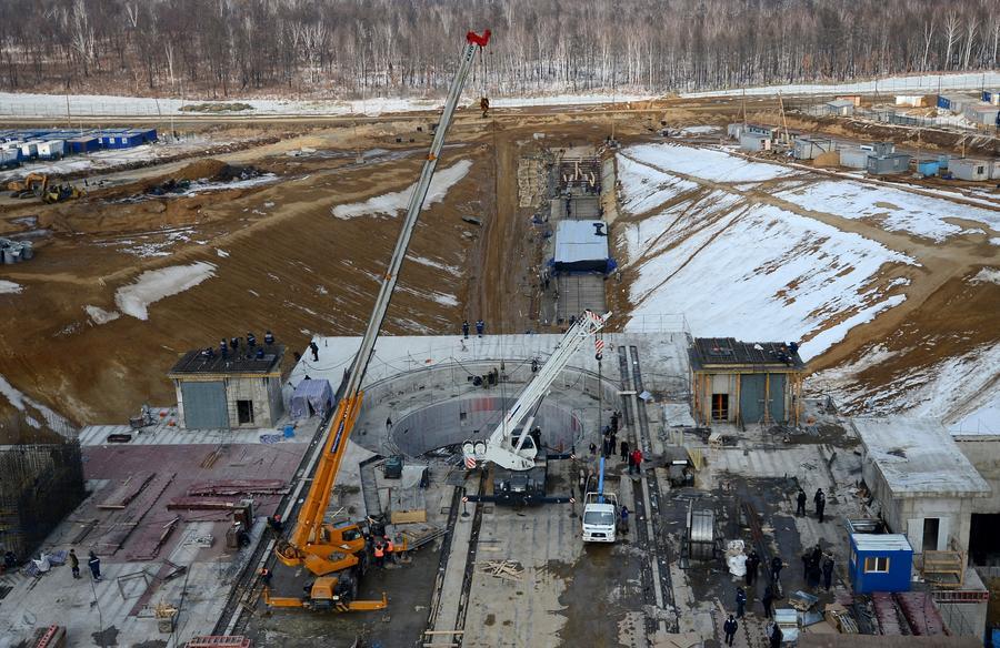 СМИ: Субподрядчик строительства космодрома Восточный потратил аванс на погашение кредита