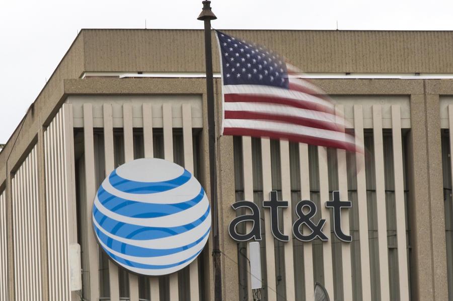 Американская телекоммуникационная компания AT&T 10 лет помогала АНБ вести электронную слежку