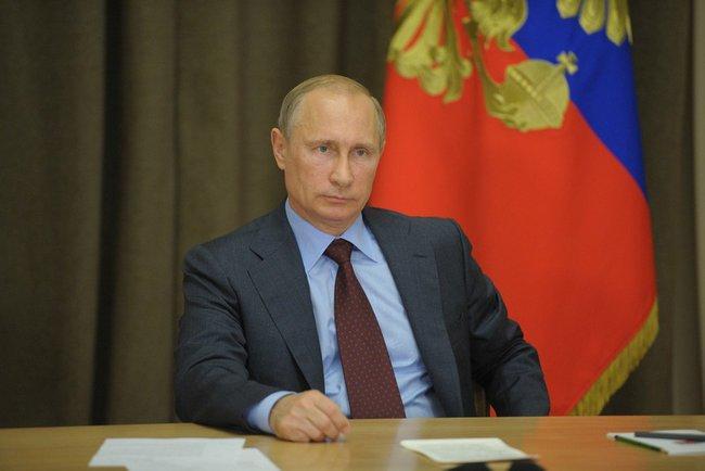 Владимир Путин дал старт поискам в Арктике крупнейших залежей нефти