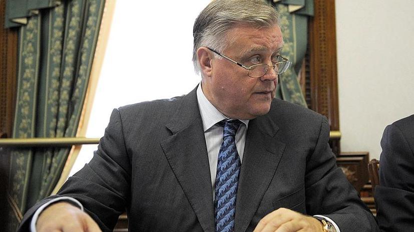 Владимир Якунин покинет пост президента РЖД