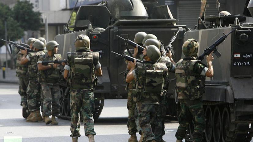 Бейрут погрузился в хаос после похорон противника Башара Асада