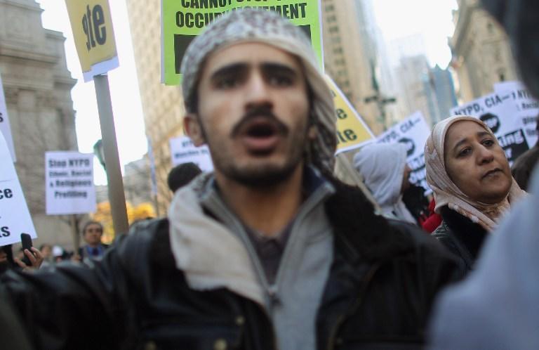 Мусульмане Нью-Йорка жалуются на слежку со стороны полицейских