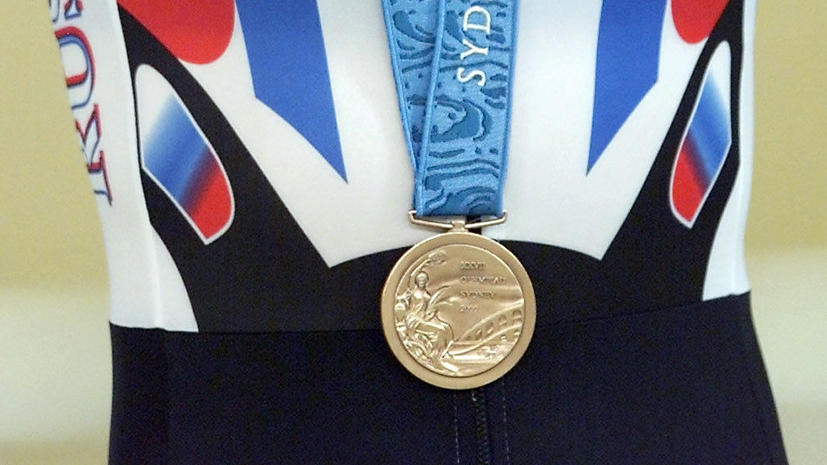 Российский чемпион по борьбе в знак протеста отказался от олимпийской медали