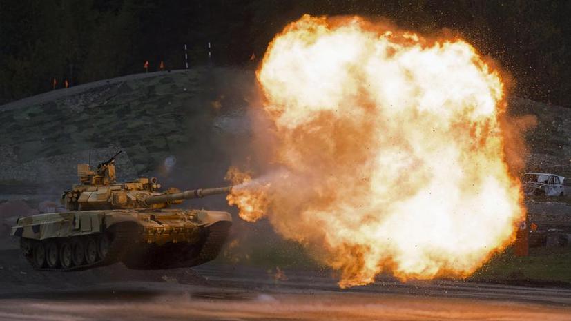 Россия вновь заняла место среди мировых лидеров оружейного экспорта