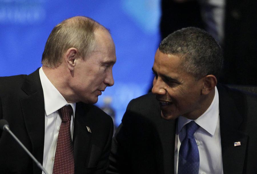 СМИ: Барак Обама возьмёт уроки выживания, чтобы стать как Владимир Путин