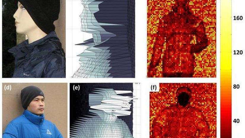 Шотландцы разработали лазерную 3D-камеру с километровым охватом