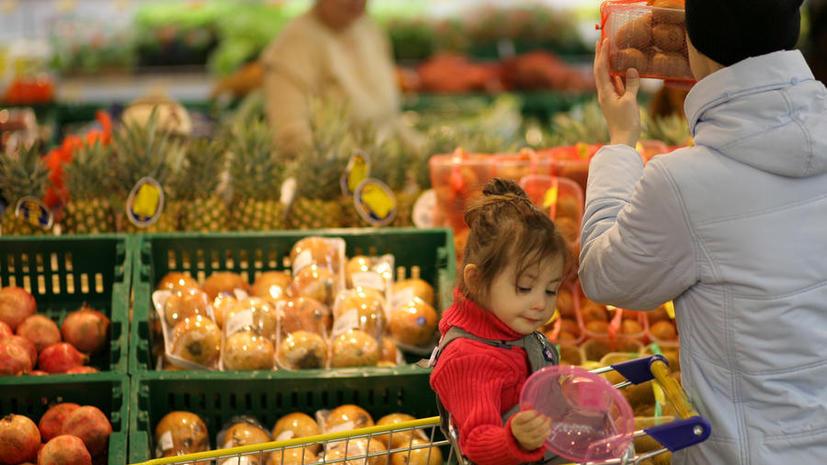 В России может появиться адресная социальная продовольственная помощь