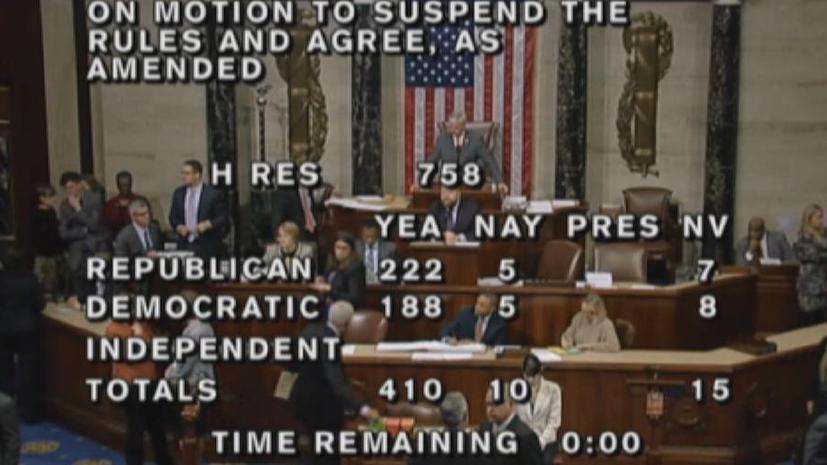 Главред RT: Конгресс испугался популярности нашего канала