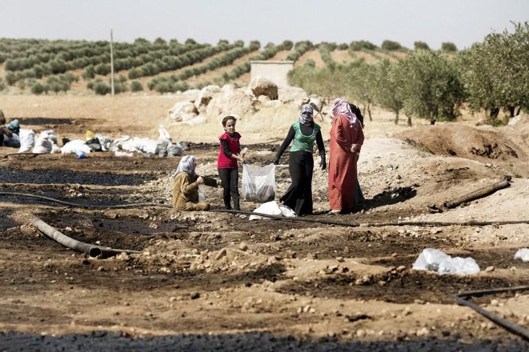 Миллионам сирийцев может понадобиться продовольственная помощь