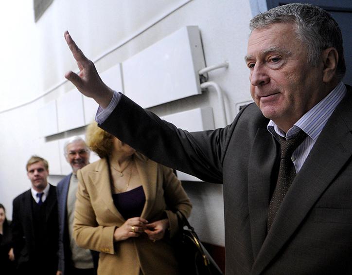 Жириновский готов оставить лидерство в ЛДПР