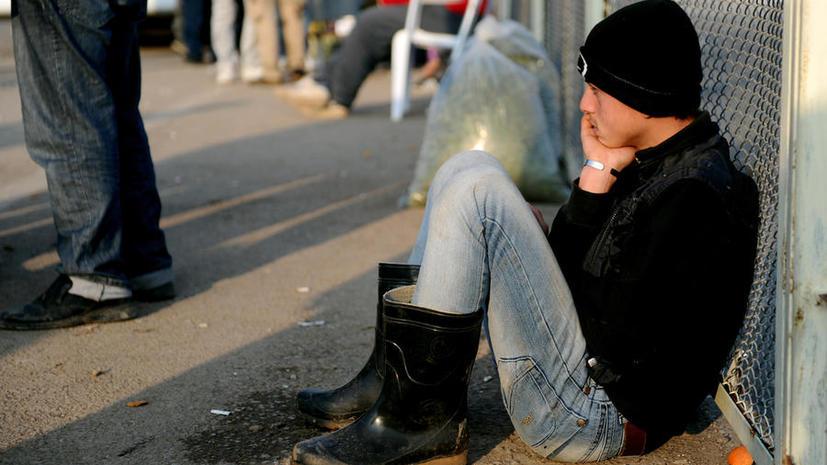 Сирийский беженец не обрёл покоя и счастья в Великобритании