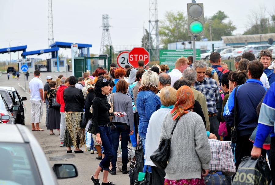 ФМС предоставила мигрантам с Украины 90 дней на оформление своего статуса в России