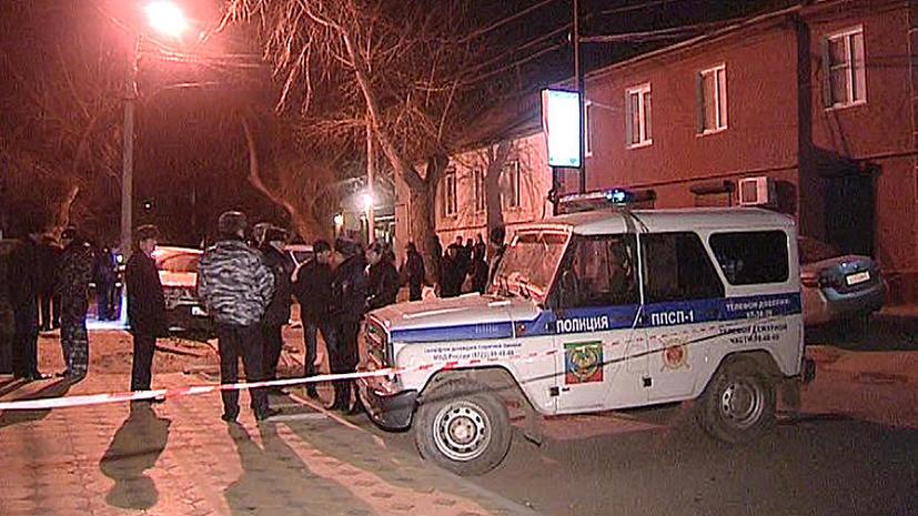 Неизвестные расстреляли четырёх полицейских в Дагестане