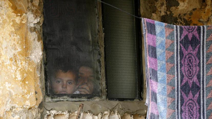Правозащитники призвали Турцию, Иорданию и Ирак открыть границы для сирийских беженцев