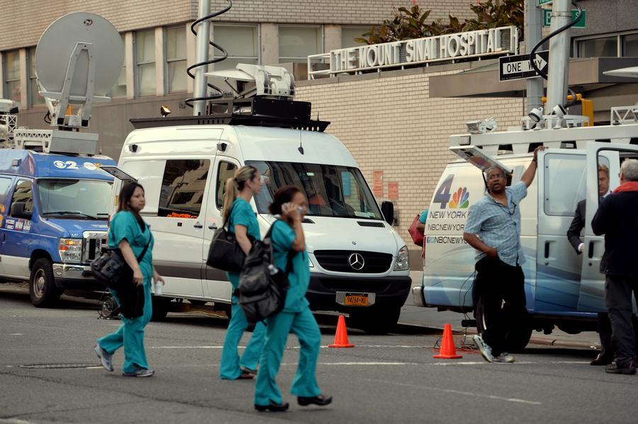 Борьба с вирусом: непроверенная вакцина спасает американцев от лихорадки Эбола