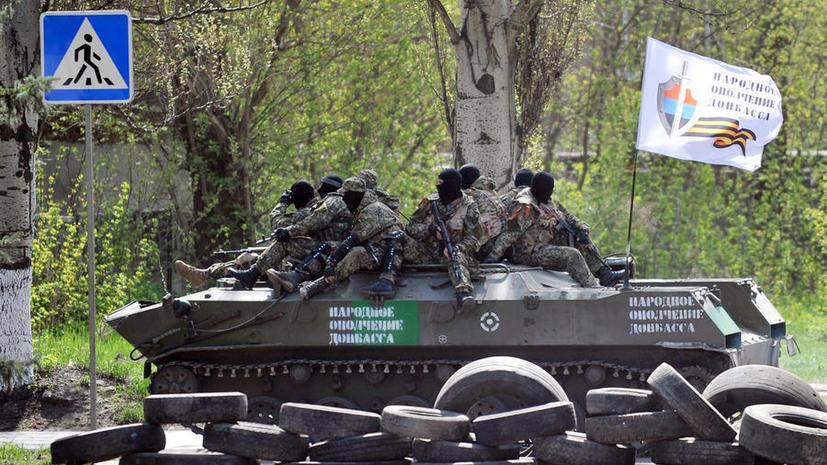 В Краматорске ополченец получил ранение в ходе операции украинских военных