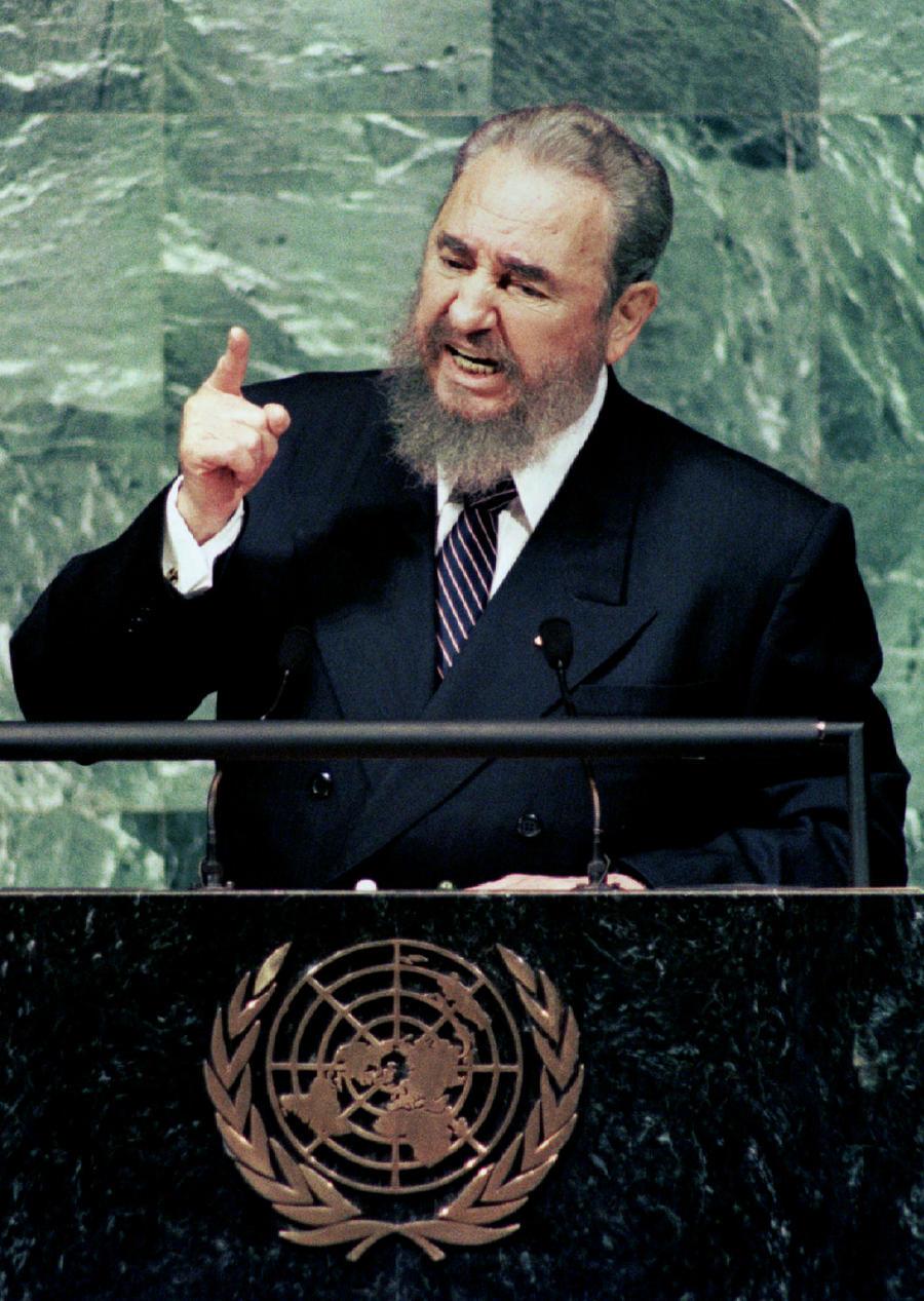 К юбилею Генассамблеи ООН: Исторические речи и яркие демарши
