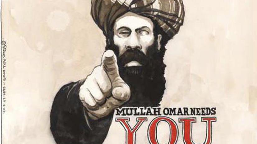 Мулла Омар: похищения людей порочат репутацию движения «Талибан»