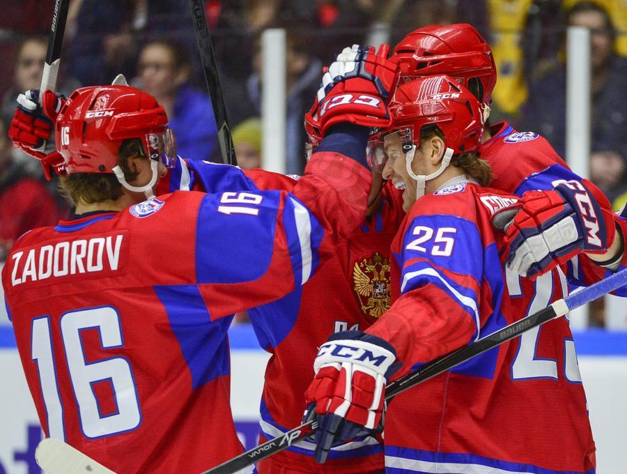 Швейцарцы отказались играть тренировочный матч со сборной России без объяснения причин