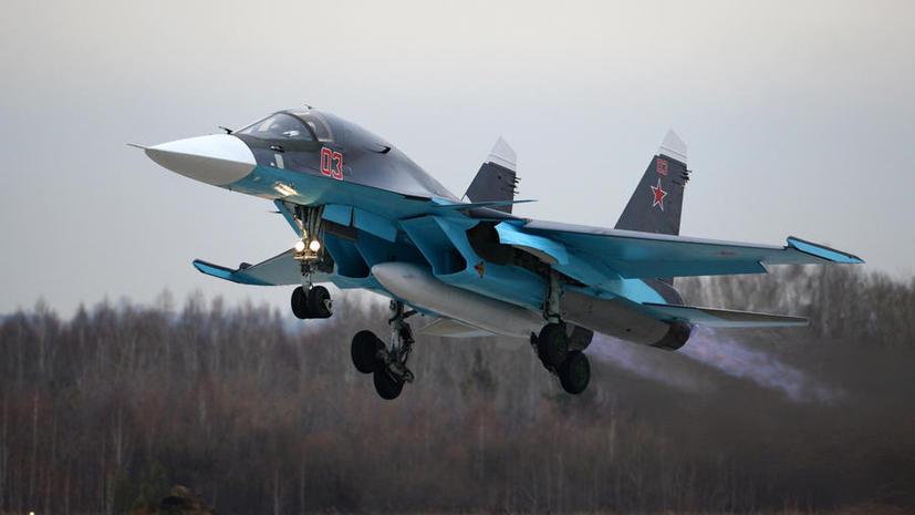 Десятки самолётов и морская пехота: каким оружием Россия борется с терроризмом в Сирии