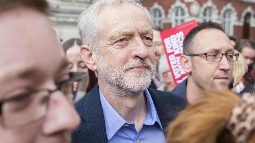 The Telegraph: Лидером британских лейбористов стал враг НАТО и друг Владимира Путина