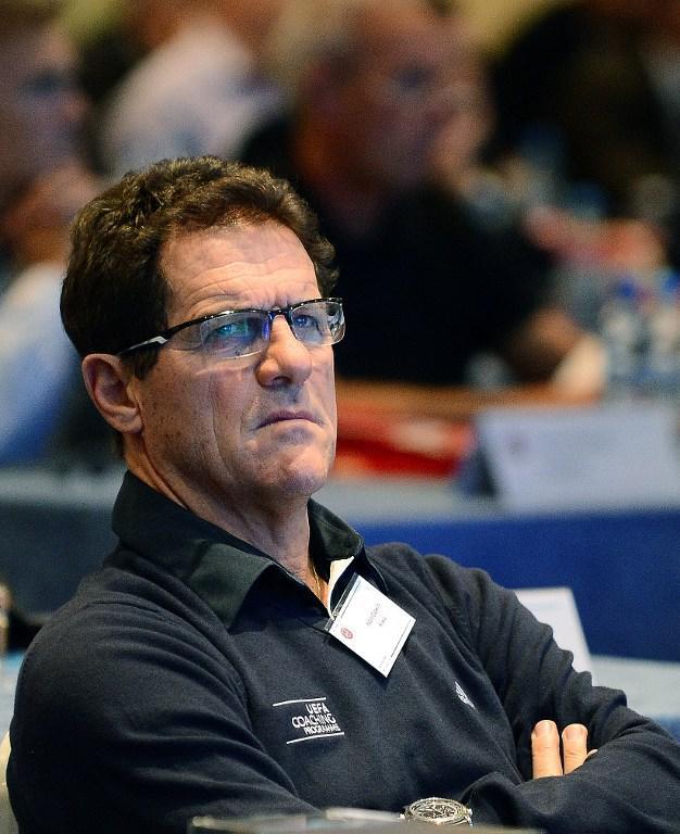 СМИ: Фабио Капелло может покинуть сборную России и возглавить «Пари Сен-Жермен»