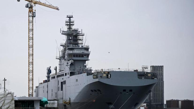 Сергей Иванов: РФ поставит оборудование и вертолёты египетским «Мистралям» на сумму более $1 млрд