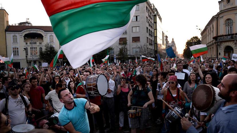 Болгарские активисты пройдут 500 км в знак протеста