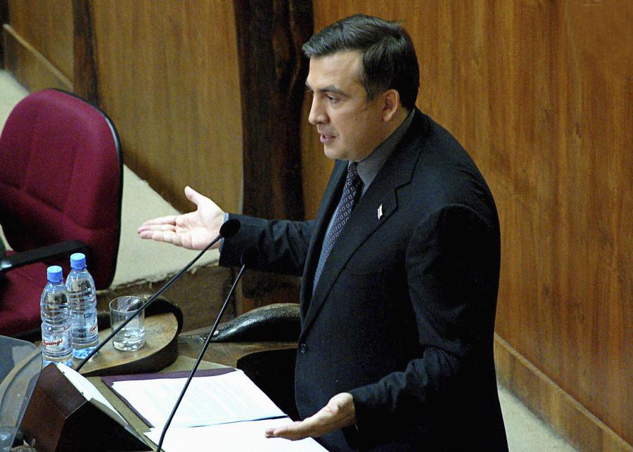 Бывший президент Грузии Михаил Саакашвили может получить до 8 лет тюрьмы