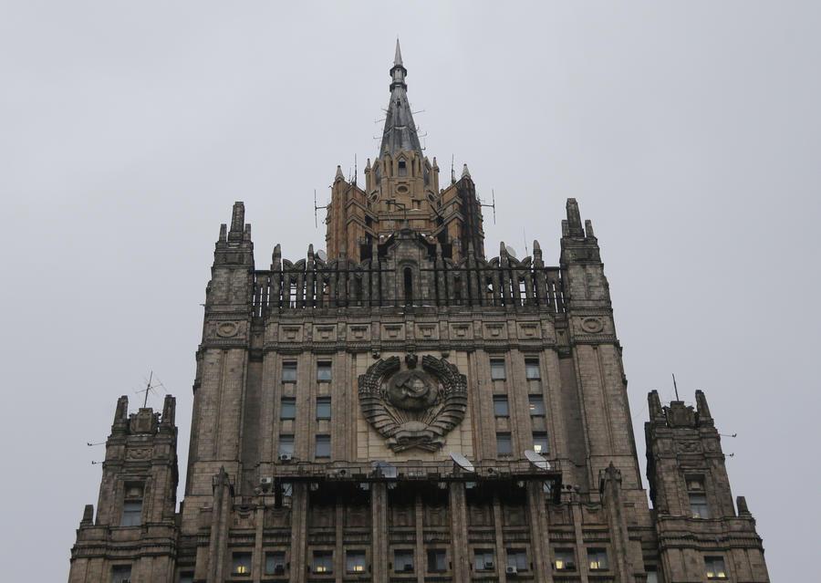 МИД РФ напомнил ОБСЕ, что миссия организации на Украине не сможет работать в Крыму и Севастополе